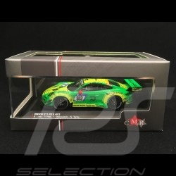 Porsche 911 type 991 GT3 R Sieger Nürburgring 2018 n° 912 Manthey racing 1/43 IXO 43012
