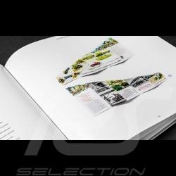 Livre Book Buch Porsche 356 Sales Brochure Collection en coffret - Mark Wegh
