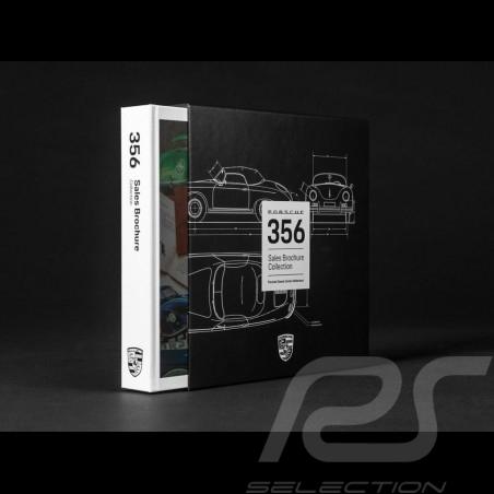 Buch Porsche 356 Sales Brochure Collection - Mark Wegh
