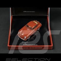 Porsche 356 Coupé Continental 1955 Terracotta 1/43 Spark PCD01-2019