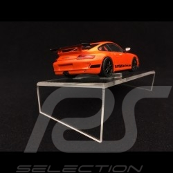 Display ramp 1/43 double inclination length + width Anti-scratch acrylic  premium quality