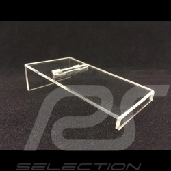 Display ramp 1/43 inclined in length  Anti-scratch acrylic  premium quality