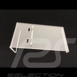 Rampe de présentation 1/43 inclinée dans la longueur Acrylique anti-rayures qualité premium Display ramp Präsentationsrampe