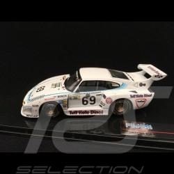 Porsche 935 K3 Le Mans 1981 n° 69 1/43 Fujimi 152370