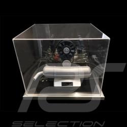 Staubdicht Vitrine für 2 1/18 Modelle Acrylglas Premium Qualität