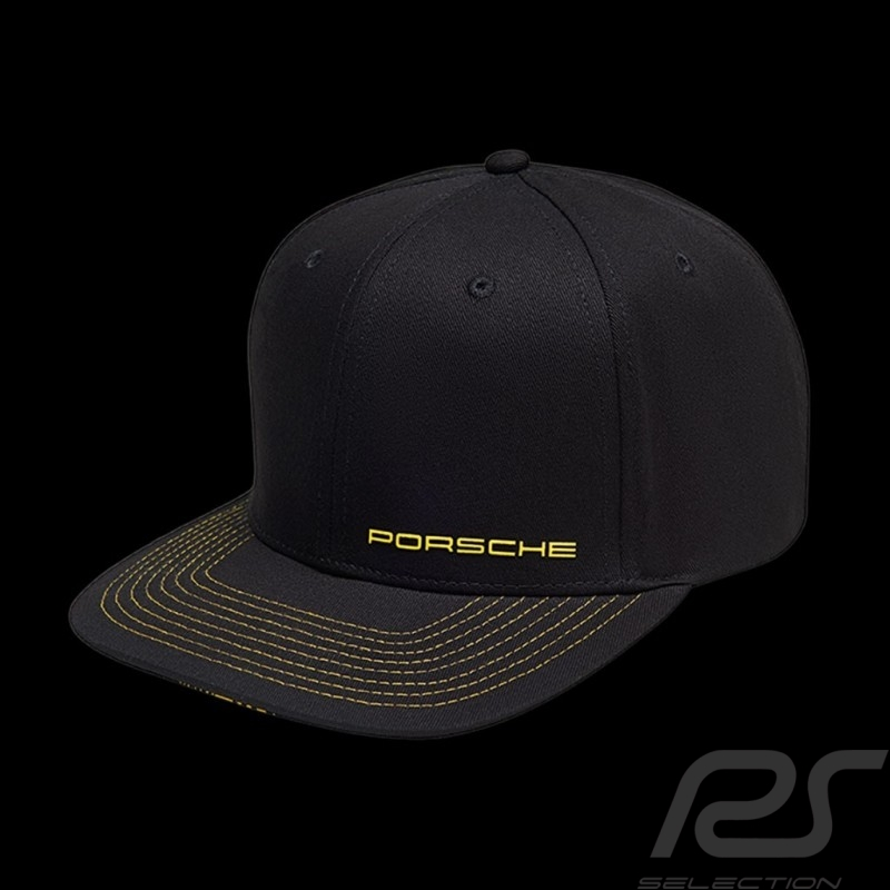 Snapback Cap Porsche GT4 Clubsport black / yellow WAP3400010LCLS
