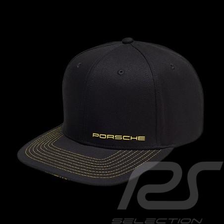 Casquette Cap Kappe Snapback Porsche GT4 Clubsport noir / jaune WAP3400010LCLS