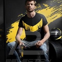 Porsche T-shirt GT4 Clubsport black / yellow Collector box Limited Edition WAP347LCLS - unisex