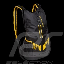 Porsche backpack GT4 Clubsport ultra lightweight black / yellow Porsche Design WAP0353400LCLS