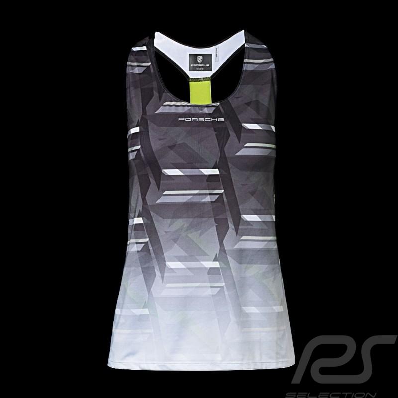 Débardeur Porsche Sport Collection jersey Porsche Design WAP545K0SP gris grey grau femme women damen