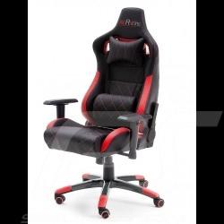 Ergonomic office armchair Racing Nova red / black Leatherette Comfortable seat