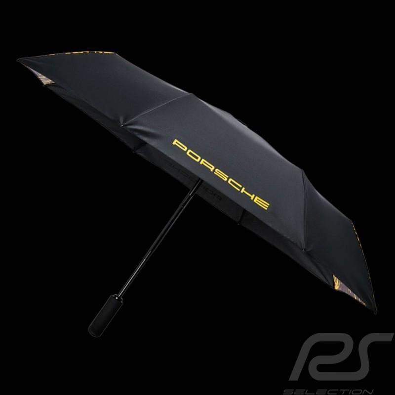 Porsche Car Umbrella GT4 Clubsport black / yellow WAP3400040LCLS