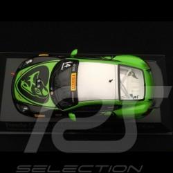 Porsche Cayman GT4 Clubsport MR Pirelli World Challenge 2017 n° 14 Flying Lizard 1/43 Minichamps 437171614
