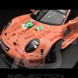 Porsche 911 RSR type 991 Winner 24h Le Mans 2018 n° 92 Pink Pig 1/18 Spark 18S393