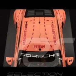 Porsche 911 RSR type 991 vainqueur 24h du Mans 2018 n° 92 Cochon rose 1/18 Spark 18S393