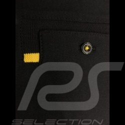 Porsche Polo shirt GT4 Clubsport black / yellow WAP344LCLS - Men