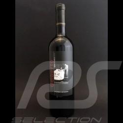 Bouteille de vin rouge Umberto Porsche Museum Terre Sicilienne Nero d'Avola 2016 Wine bottle wein flasche