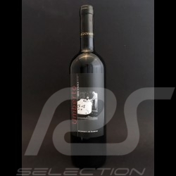 Flasche rote Wein Umberto Porsche Museum Terre Siciliane Nero d'Avola 2016