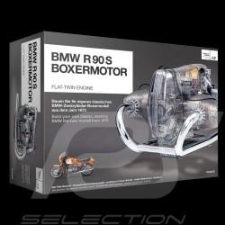 BMW R 90 S 1973 flat-twin 2-zylinder Boxer Motor 1/2 Bausatz