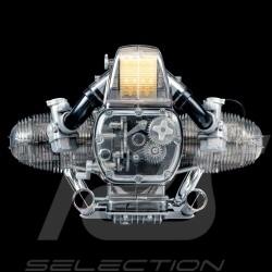 Moteur BMW R 90 S 1973 boxer 2 cylindres 1/2 à monter engine kit motor bausatz