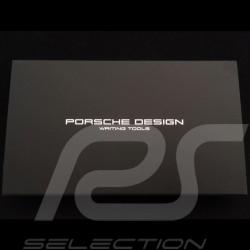 Porsche Design Shake Pen Chrom 2019 Kugelschreiber 911 Skulptur als Halter