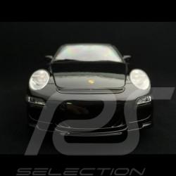 Porsche 911 GT3 997 phase II noire  black schwarz 2016 1/18 Welly 18024