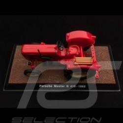 Porsche tractor Master N 419 red 1962 1/32 Atlas 7517003