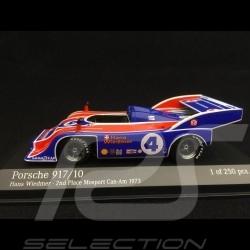Porsche 917 /10 Mosport Canam 1973 n° 4 Air Canada 1/43 Minichamps 437736504