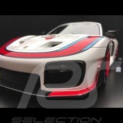 Porsche 935 Martini n° 70 base GT2 RS 2018 Rennsport Reunion 1/18 Spark WAP0219030K
