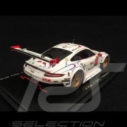 Porsche 911 GT3 RSR 991 Winner class GTLM Petit Le Mans 2018 1/43 Spark S5848