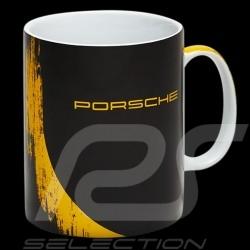 Tasse Porche 718 Cayman GT4 Clubsport noir / jaune Edition limitée 2019 Porsche Design WAP0503400LCLS Cup Mug