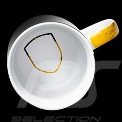 Tasse Porche 718 Cayman GT4 Clubsport noir / jaune Edition limitée 2019 WAP0503400LCLS Cup Mug