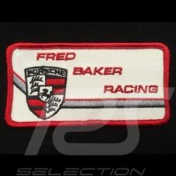 Fred Baker Racing Badge zum aufnähen
