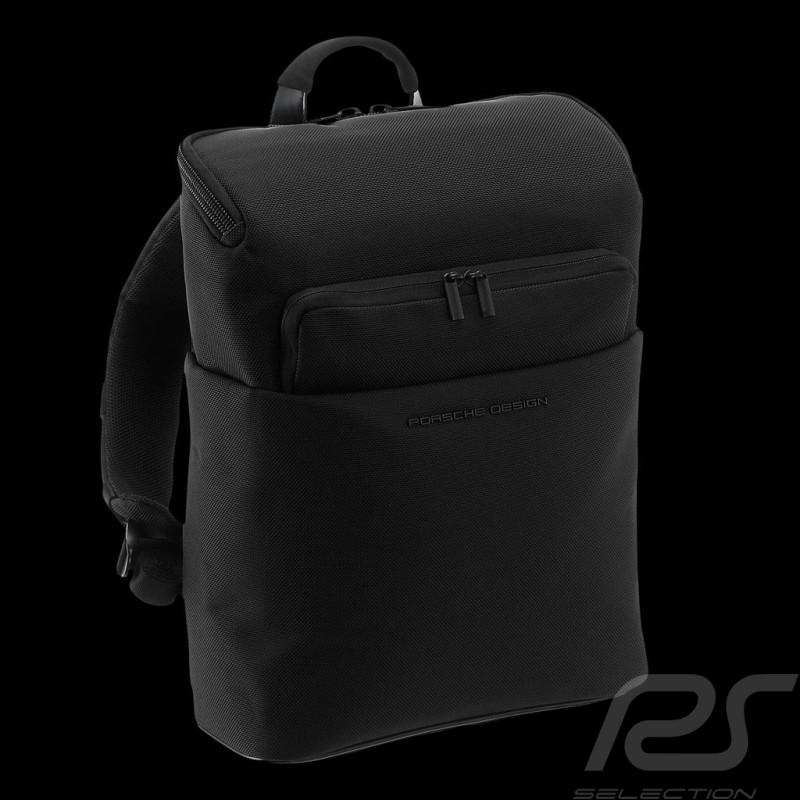 "Porsche laptop backpack 47cm / 17"" Roadster 4.0 SVZ black Porsche Design 4090002737"