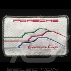 Badge à coudre to sew-on zum aufnähen Porsche Carrera Cup