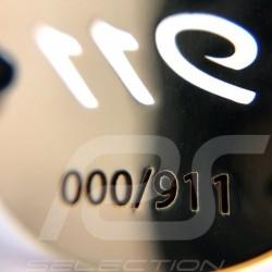 Bracelet 911 Série limitée finition Or cordon bleu blue blau Miami Made in France