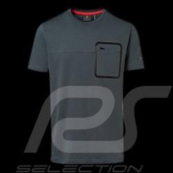 Porsche T-shirt Urban Explorer Petrol grey Porsche WAP202LUEX - Men