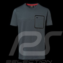 Porsche T-shirt Urban Explorer Petrolgrau Porsche Design WAP202LUEX - Herren