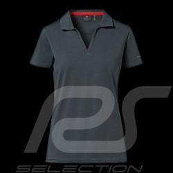 Porsche Polo shirt Urban Explorer Petrol grey Porsche Design WAP204LUEX - Women