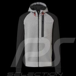 Sweatshirt à capuche hoodie Kapuzenpullover Porsche Urban Explorer gris / noir Porsche WAP212LUEX homme men herren