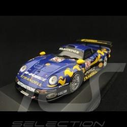 Porsche 911 GT1 993 G Force n° 30 FIA GT Series 1997 1/43 Minichamps 430976630