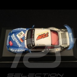 Porsche 911 GT2 993 n° 65 Roock racing Navision 24h Le Mans 1998 1/43 Minichamps 430986765