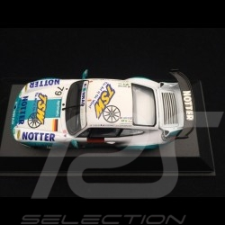 Porsche 911 GT2 evo 993 n° 79 Konrad Motorsport 24h du Mans 1997 1/43 Minichamps 430976779