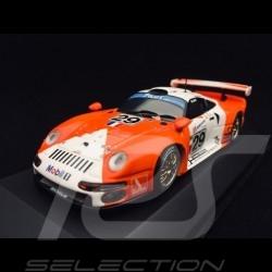 Porsche 911 GT1 993 JB Racing n° 29 24h du Mans 1997 1/43 Minichamps 430976629