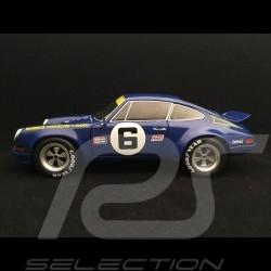 Porsche 911 2.8 RSR Sunoco n° 6 Donohue Follmer 24h Daytona 1973 1/18 Solido S1801105