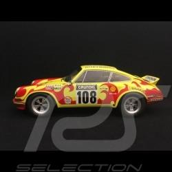 Porsche 911 2.8 Carrera RSR n° 108 defense mondiale Tour Auto 1973 1/18 Solido S1801109