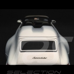 Preorder Porsche 911 type 964 Speedster Turbolook 1993 Polar grey 1/18 GT Spirit GT200