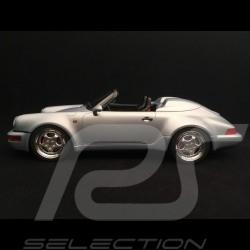 Vorbestellung Porsche 911 type 964 Speedster Turbolook 1993 Polarsilber 1/18 GT Spirit GT200