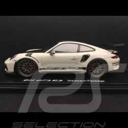 Porsche 911 GT3 RS type 991 Phase II 2018 gris craie 1/18 Spark WAP0211550J