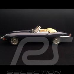 Jaguar E-type Cabriolet 1961 Mk I dark blue 1/12 GT Spirit GT219
